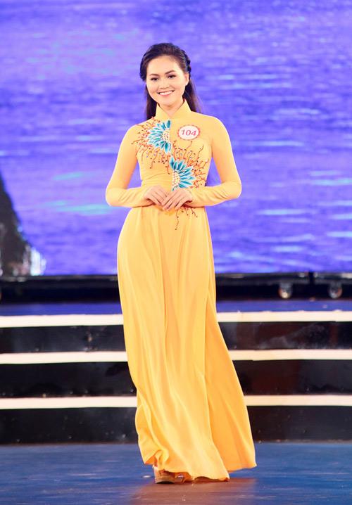 Lộ diện 18 cô gái đẹp nhất Hoa hậu VN phía Bắc - 8