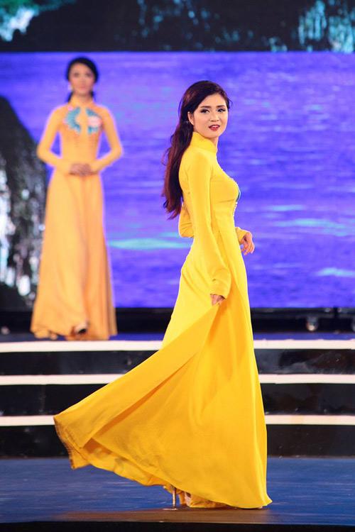 Lộ diện 18 cô gái đẹp nhất Hoa hậu VN phía Bắc - 10