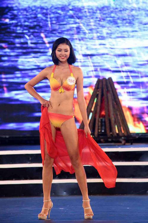 Lộ diện 18 cô gái đẹp nhất Hoa hậu VN phía Bắc - 12