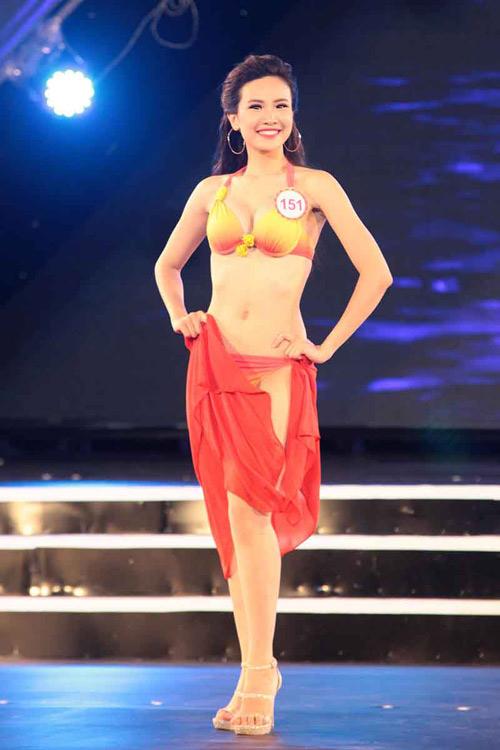 Lộ diện 18 cô gái đẹp nhất Hoa hậu VN phía Bắc - 13