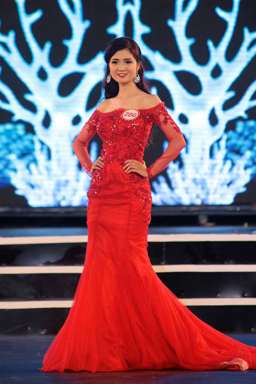 Lộ diện 18 cô gái đẹp nhất Hoa hậu VN phía Bắc - 15