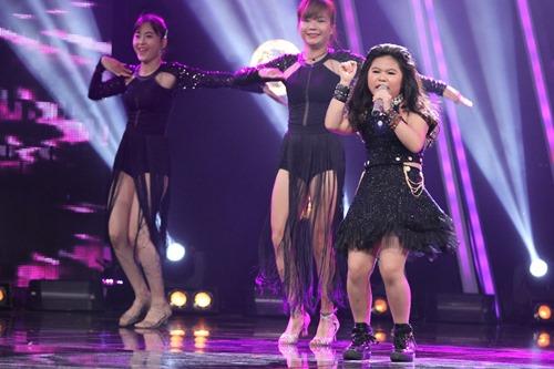Hồ Văn Cường ngơ ngác giành chiến thắng Vietnam Idols Kid - 11