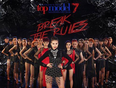 18 thí sinh sẽ tranh tài tại Vietnam's Next Top Model 2016 - 2
