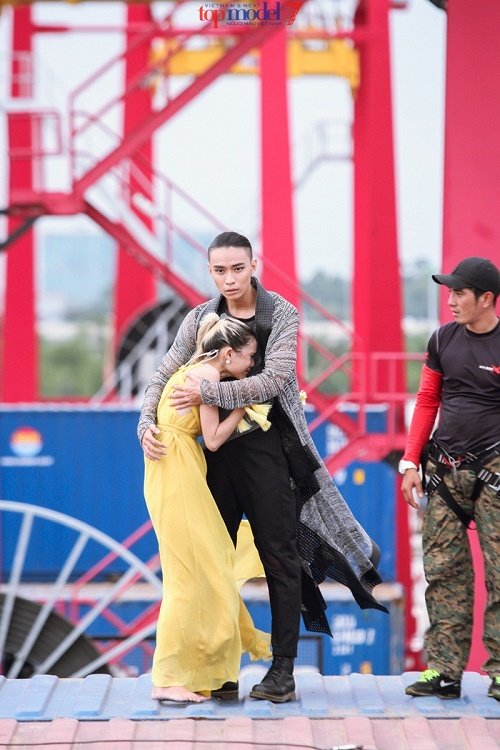18 thí sinh sẽ tranh tài tại Vietnam's Next Top Model 2016 - 13