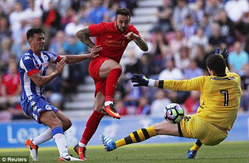 "Wigan – Liverpool: Hai ""Quỷ đỏ"", một kết cục - 1"