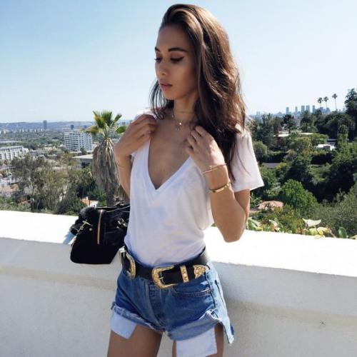 """Mẫu thắt lưng khiến các hotgirl Hollywood """"sôi sục"""" - 8"""