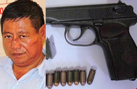 Vụ bắn chết chủ tiệm vàng: Trung tá Campuchia sẽ bị xử lý theo luật VN - 1