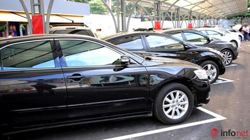 Tham quan chợ xe hơi theo kiểu Mỹ tại TP.HCM - 2