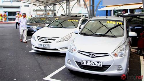 Tham quan chợ xe hơi theo kiểu Mỹ tại TP.HCM - 3