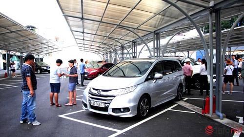 Tham quan chợ xe hơi theo kiểu Mỹ tại TP.HCM - 4