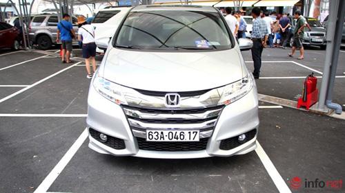 Tham quan chợ xe hơi theo kiểu Mỹ tại TP.HCM - 5
