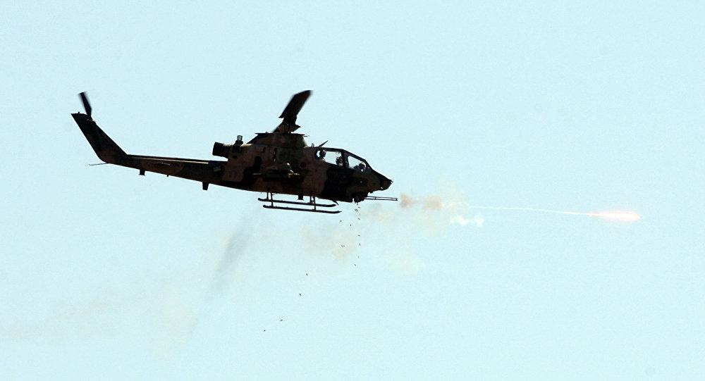 42 trực thăng mất tích, Thổ Nhĩ Kỳ lo đảo chính tiếp - 1