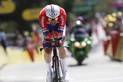 Tom Dumoulin lần thứ hai giành ngôi quán quân tại Tour de France 2016 - 4
