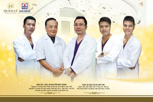 Dr.Hải Lê ưu đãi đến 2 tỷ đồng nhân dịp khai trương cơ sở 2 - 3