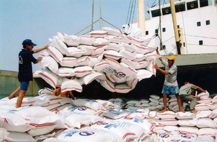 Xuất khẩu gạo Việt Nam tiếp tục bế tắc - 1