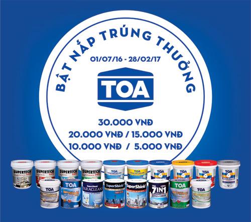 TOA 4 Seasons & hình ảnh nhận diện thương hiệu mới - 3