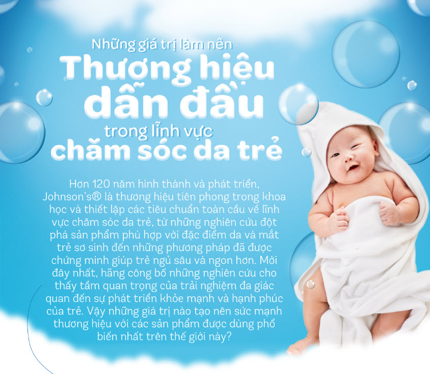 Những giá trị làm nên thương hiệu dẫn đầu trong lĩnh vực chăm sóc da trẻ - 1