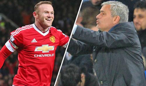 MU: Rooney phải gây ấn tượng với Mourinho hoặc ra rìa - 2