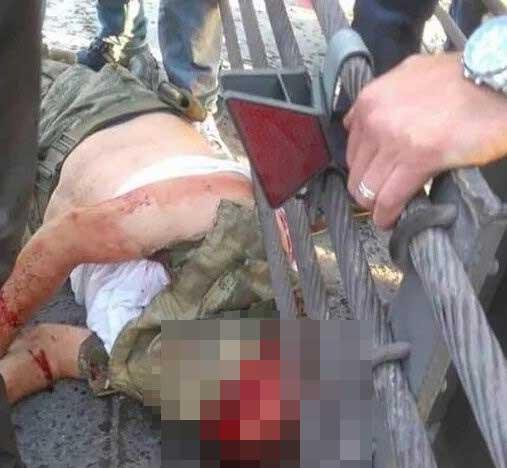 Thổ Nhĩ Kỳ: Những hình ảnh sốc về lính đảo chính - 3