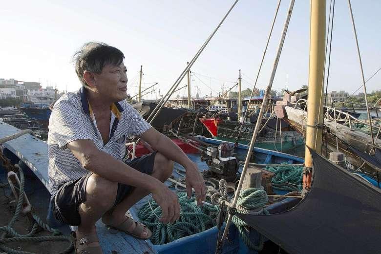 Dân TQ tiếp tục đánh cá bất chấp phán quyết Biển Đông - 1