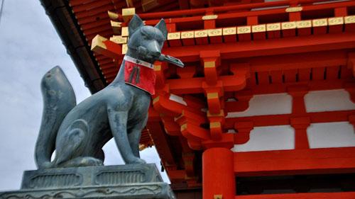 Fushimi Inari, ngôi đền ngàn cổng kỳ lạ ở Nhật Bản - 3