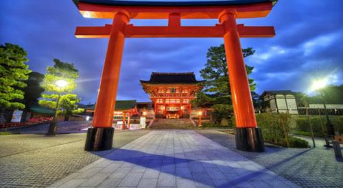 Fushimi Inari, ngôi đền ngàn cổng kỳ lạ ở Nhật Bản - 1