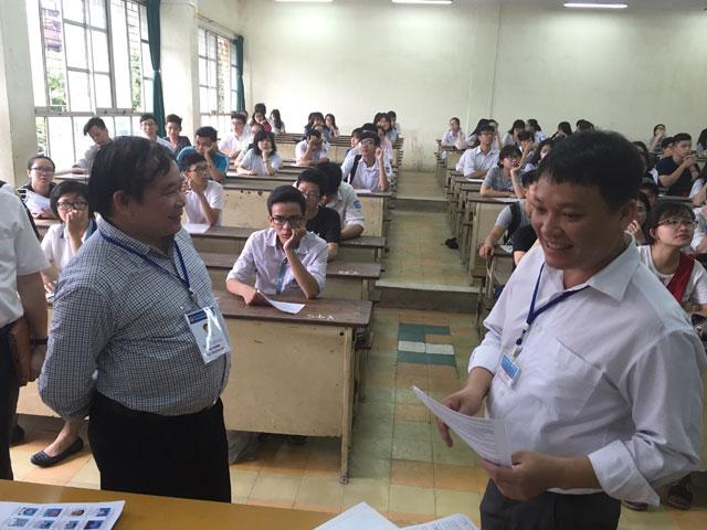 Sáng mai, bắt đầu công bố điểm thi tốt nghiệp THPT Quốc gia - 1