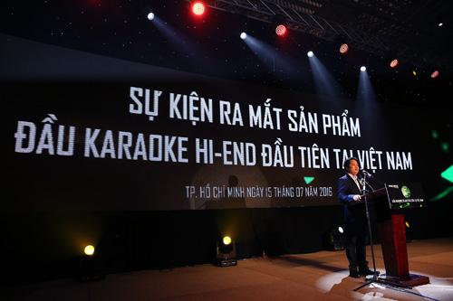 Paramax ra mắt đầu karaoke hi-end đầu tiên tại Việt Nam - 1
