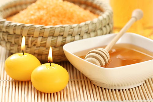 Những cách làm hay giúp bạn đẹp toàn diện với mật ong - 2