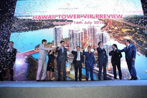 Hơn 70% khách mời đặt mua căn hộ Hawaii ngay trong ngày ra mắt - 6