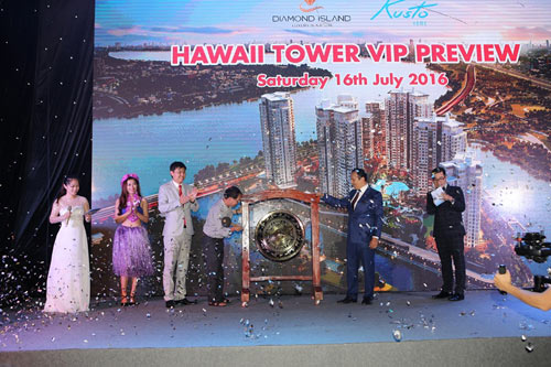 Hơn 70% khách mời đặt mua căn hộ Hawaii ngay trong ngày ra mắt - 7