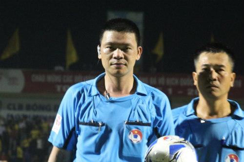 Trọng tài V-League bị đặt dấu hỏi lớn về sự công tâm - 1