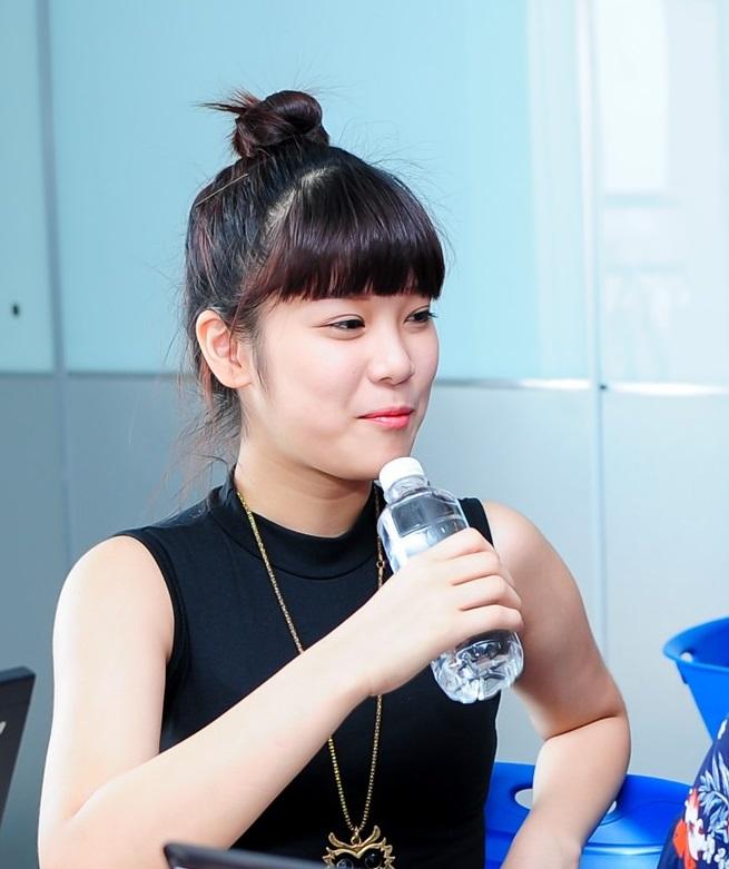 Chibi Hoàng Yến đắp mặt nạ 2 ngày/lần để da láng mịn - 5