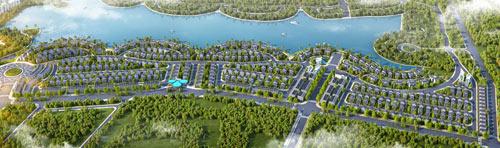 Thành phố xanh, hiện đại trong quy hoạch phía Tây Hà Nội - 1