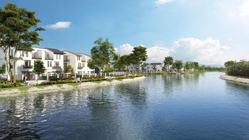 Thành phố xanh, hiện đại trong quy hoạch phía Tây Hà Nội - 2