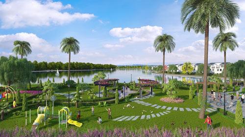 Thành phố xanh, hiện đại trong quy hoạch phía Tây Hà Nội - 3