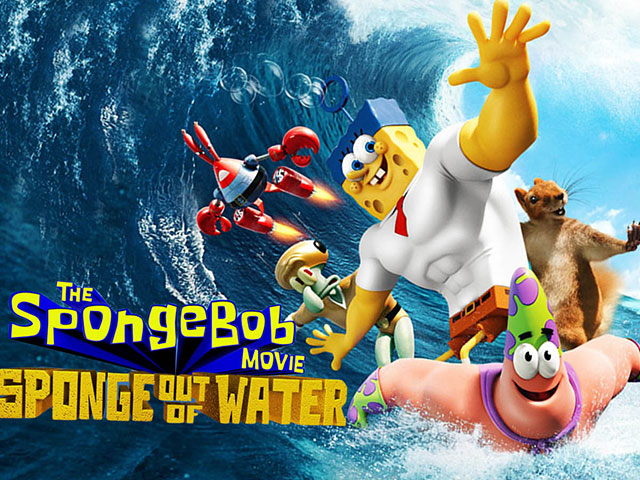 Trailer phim: The Spongebob Movie: Sponge Out Of Water - 1