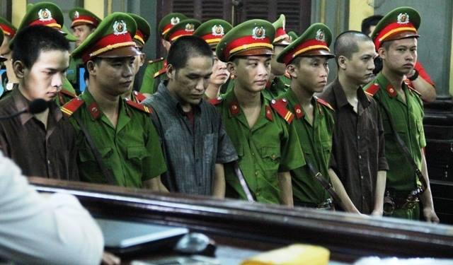 Phúc thẩm thảm án Bình Phước: Vũ Văn Tiến lãnh án tử - 1