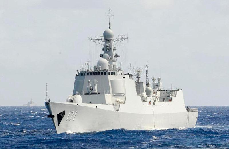 Trung Quốc tập trận sau phán quyết vụ kiện Biển Đông - 1