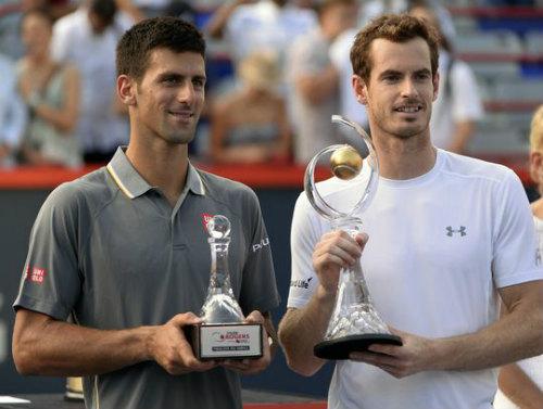 Tennis 24/7: Vì Olympic, Murray từ bỏ Rogers Cup - 1