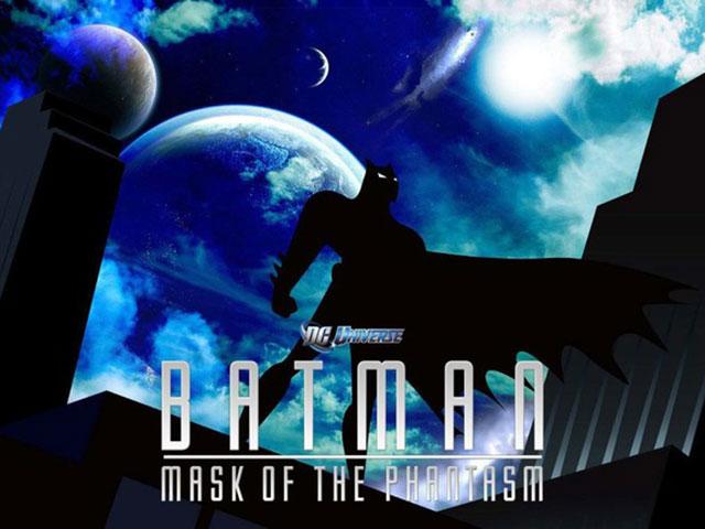 Trailer phim: Batman: Mask Of The Phantasm - 1
