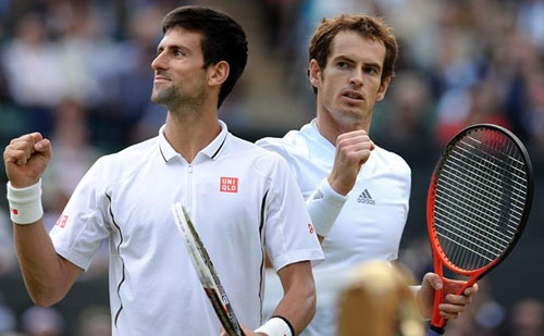 """Murray đã tạo ra """"Big Two"""", giờ là lật đổ Djokovic - 1"""