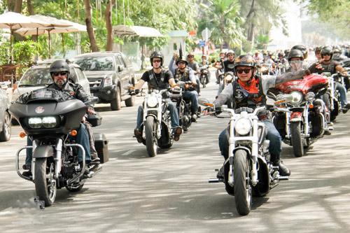 "Dàn xế ""khủng"" sắp đổ bộ Vietnam Bike Week 2016 - 1"