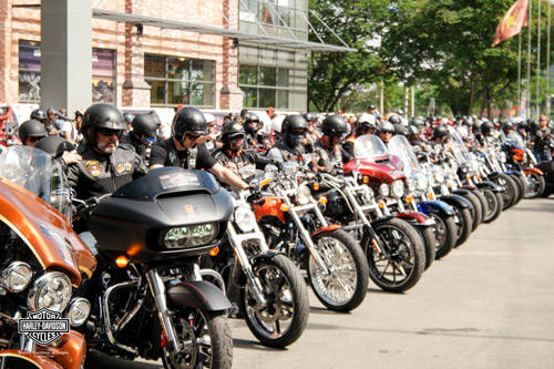 "Dàn xế ""khủng"" sắp đổ bộ Vietnam Bike Week 2016 - 2"