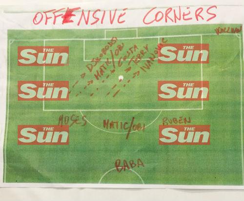 """Chelsea – Conte: Lộ chiến thuật """"dị"""" siêu tấn công - 2"""