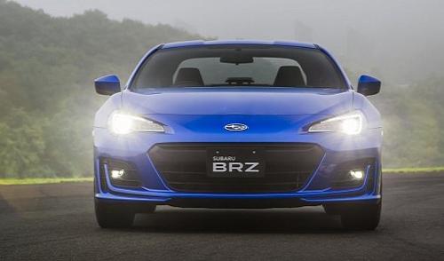 Công bố giá Subaru BRZ 2017 bản giới hạn - 1