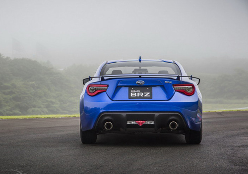 Công bố giá Subaru BRZ 2017 bản giới hạn - 2