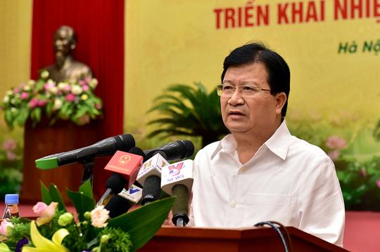 Phó Thủ tướng: Sớm công bố khi nào biển miền Trung an toàn - 1