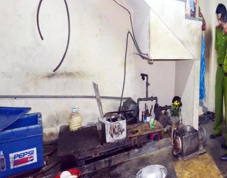 Kiểm tra máy xát gạo, một phụ nữ bị điện giật tử vong - 1