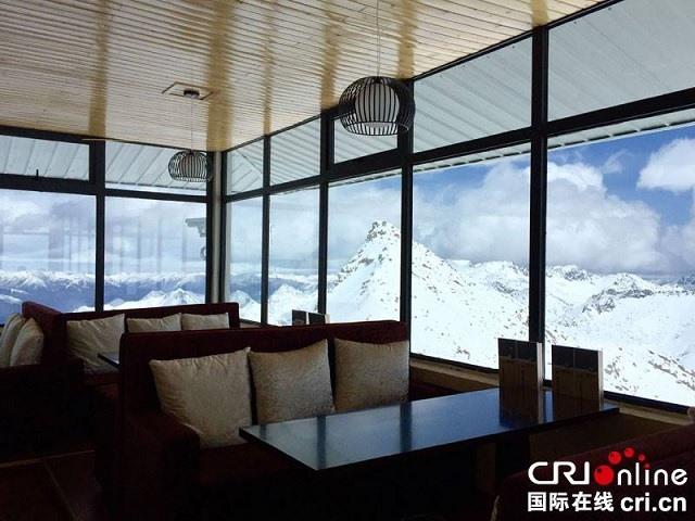 Bên trong quán café cao nhất thế giới - 3